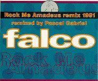 Cover Falco - Rock Me Amadeus [Remix 1991]